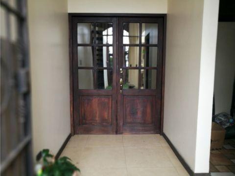casa venta alquiler en santo domingo de heredia cod2507961