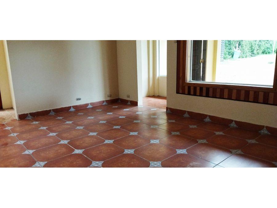 casa en alquiler 2 plantas en san ramon de tres rios codigo 4557607