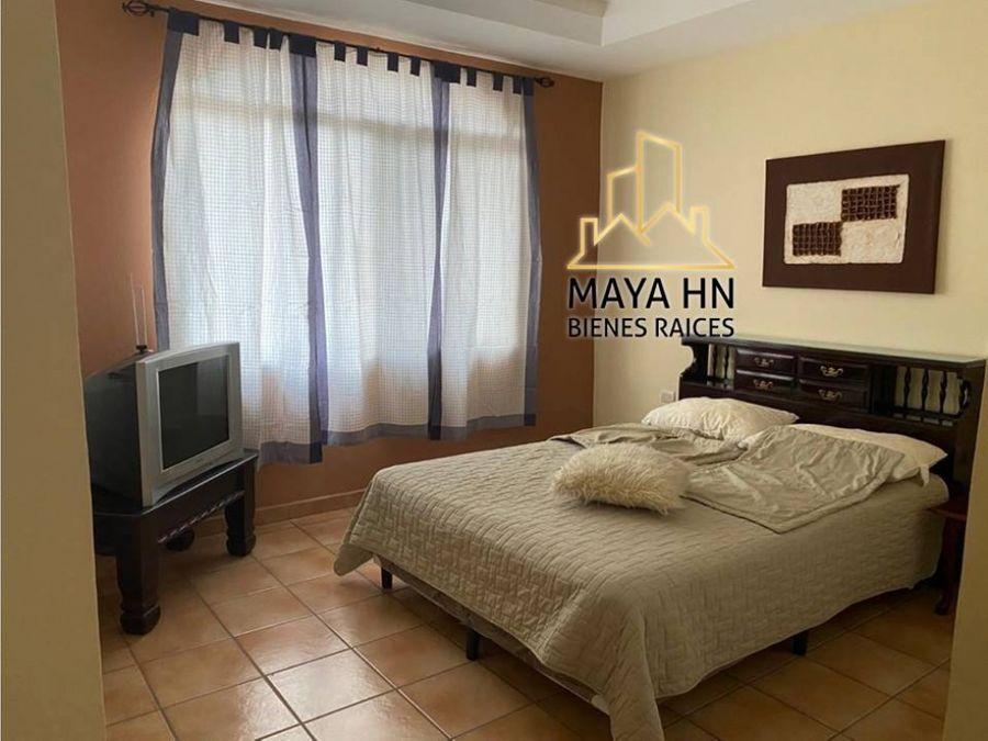 se alquila apartamento en lomas de mayab