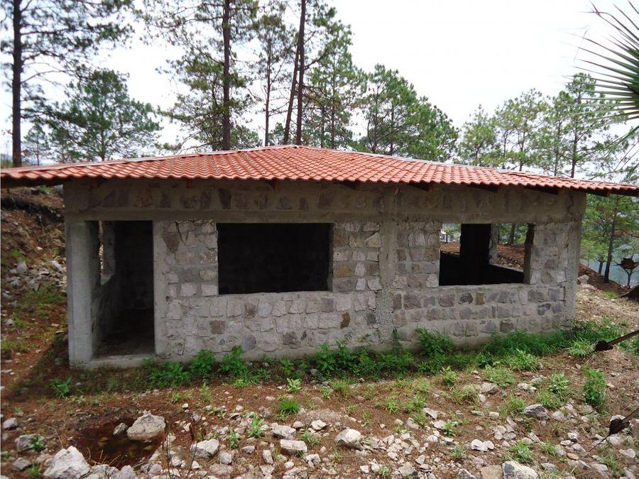 se vende casa de campo de villa vieja