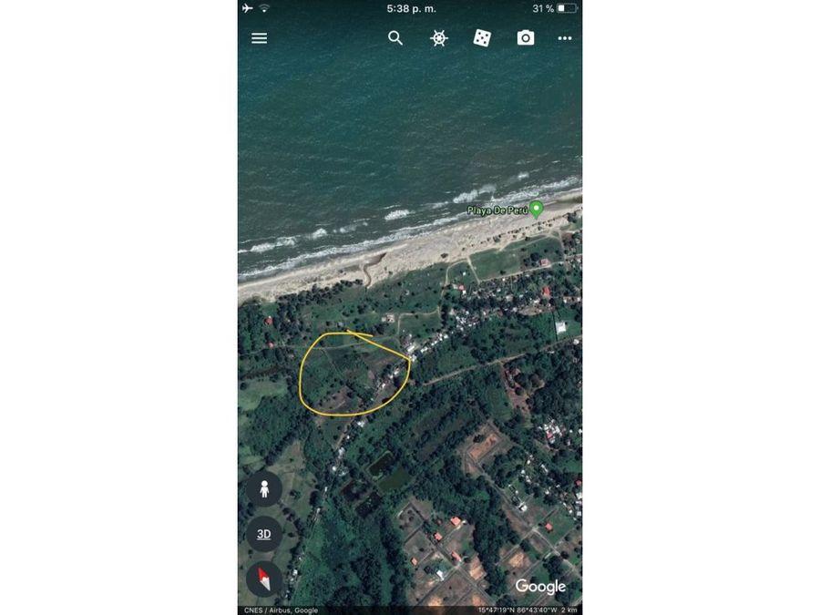se vende lote de terreno en playa de peru