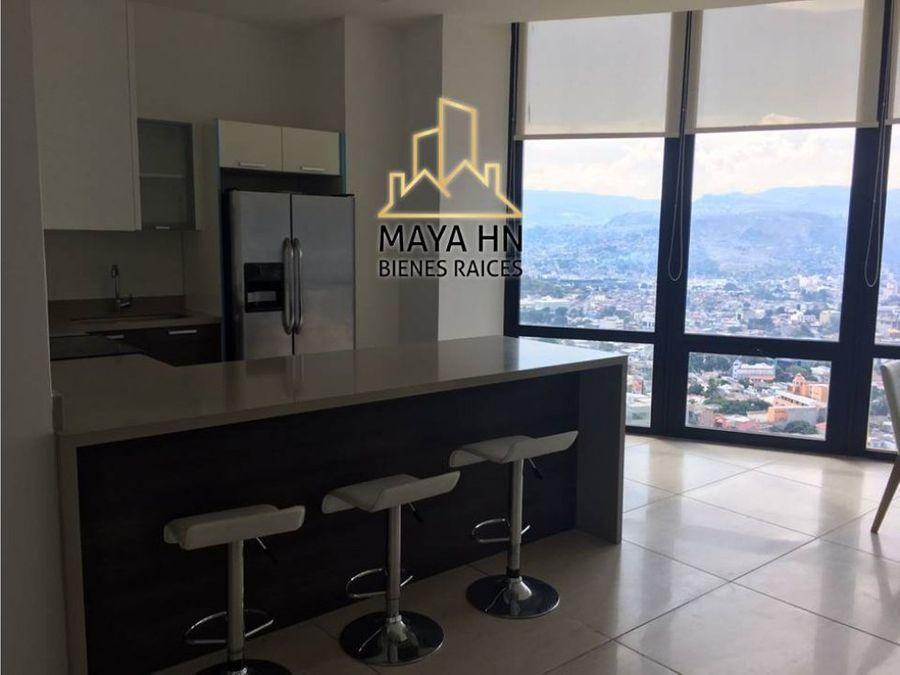 se vende apartamento en vista 1432 tegucigalpa