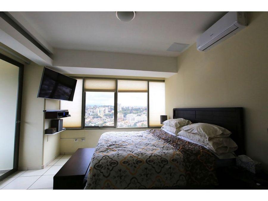 se alquila apartamento amueblado en centro morazan