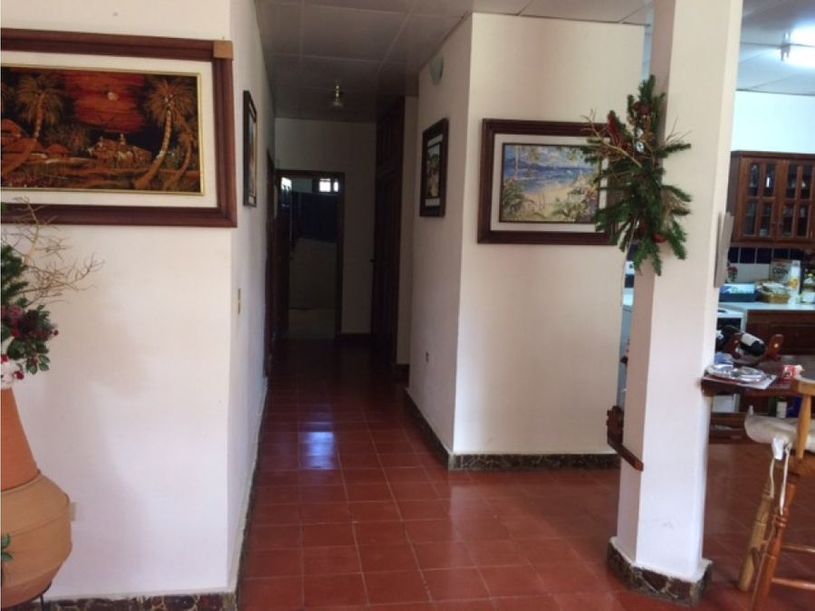 se vende casa campo en residencial el tablon