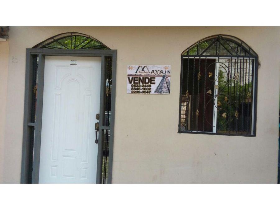 se vende casa en residencial la fuente