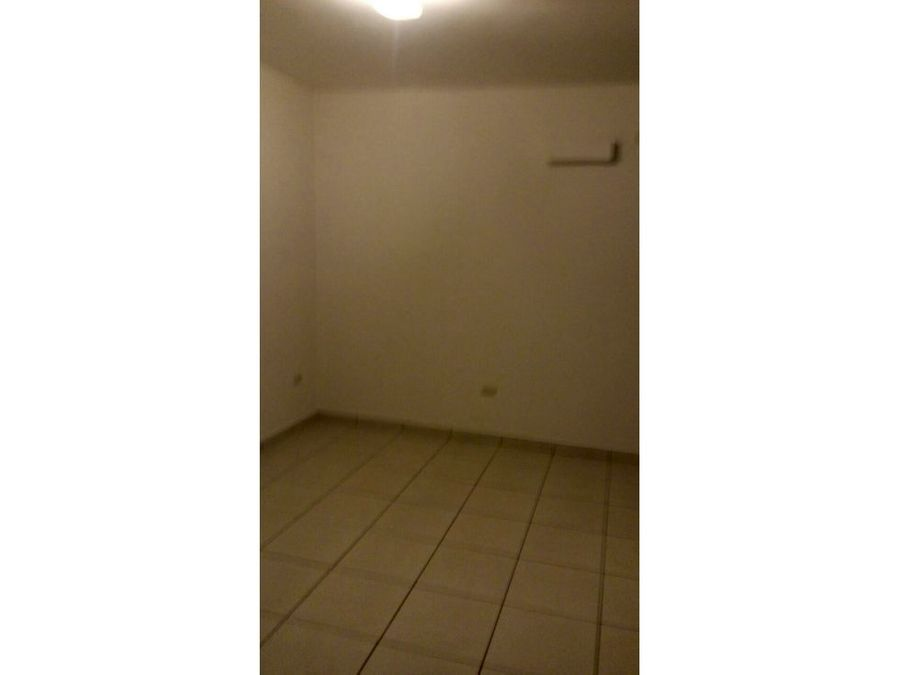 se alquila apartamentos en residencial loma linda
