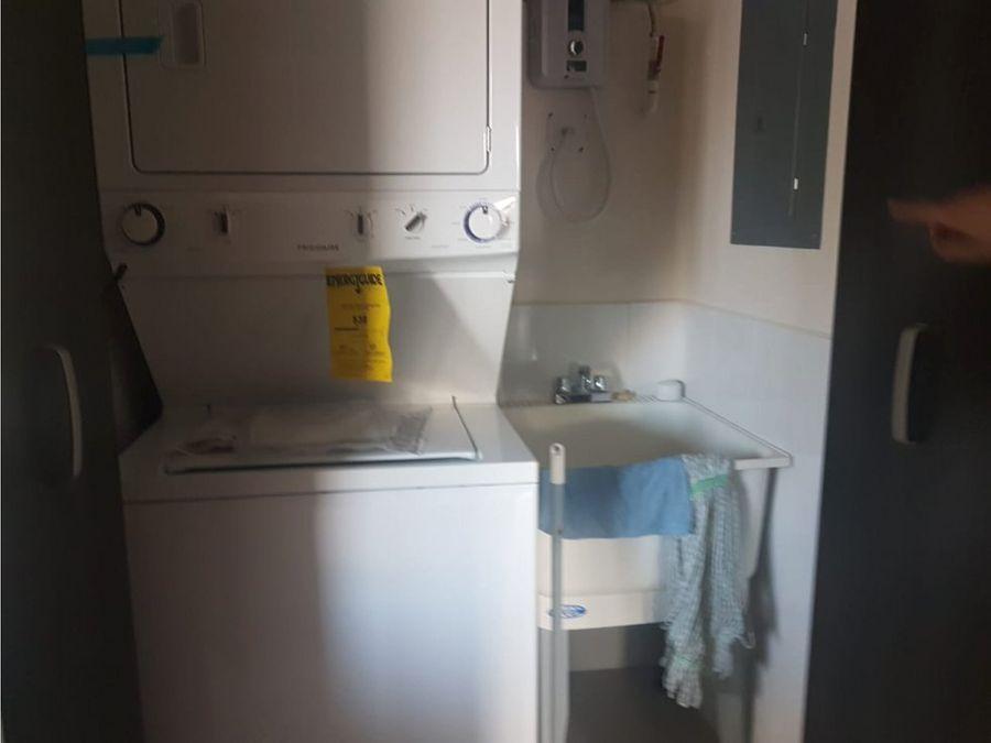 se alquila apartamento en el sauce