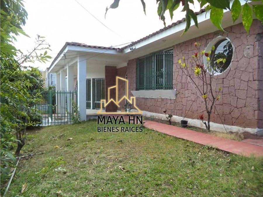se alquila casa en florencia norte tegucigalpa