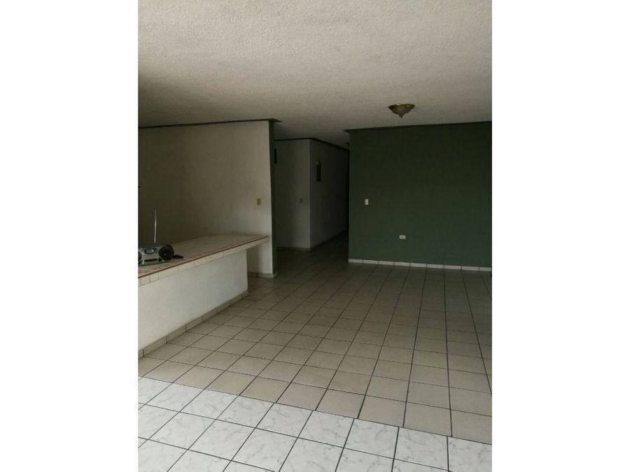 se alquila apartamento en residencial loma verde