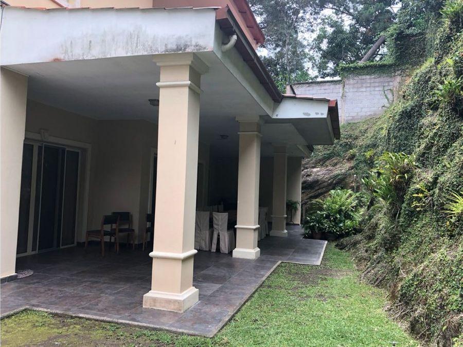 venta de residencia en hatillo