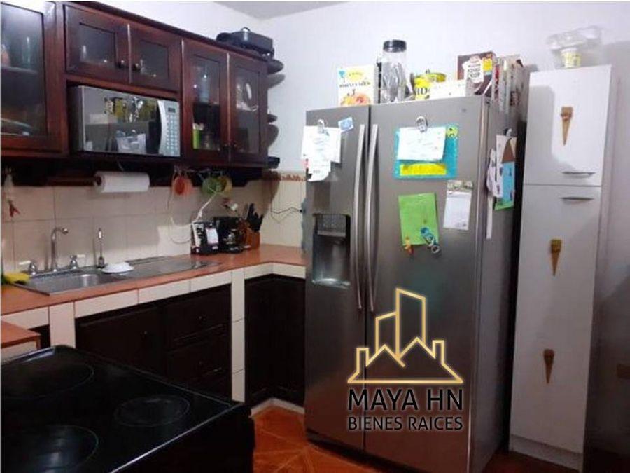 se vende casa en col san miguel tegucigalpa
