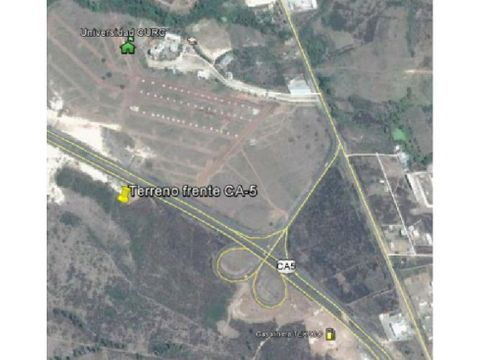 se vende terreno ubicado en comayagua
