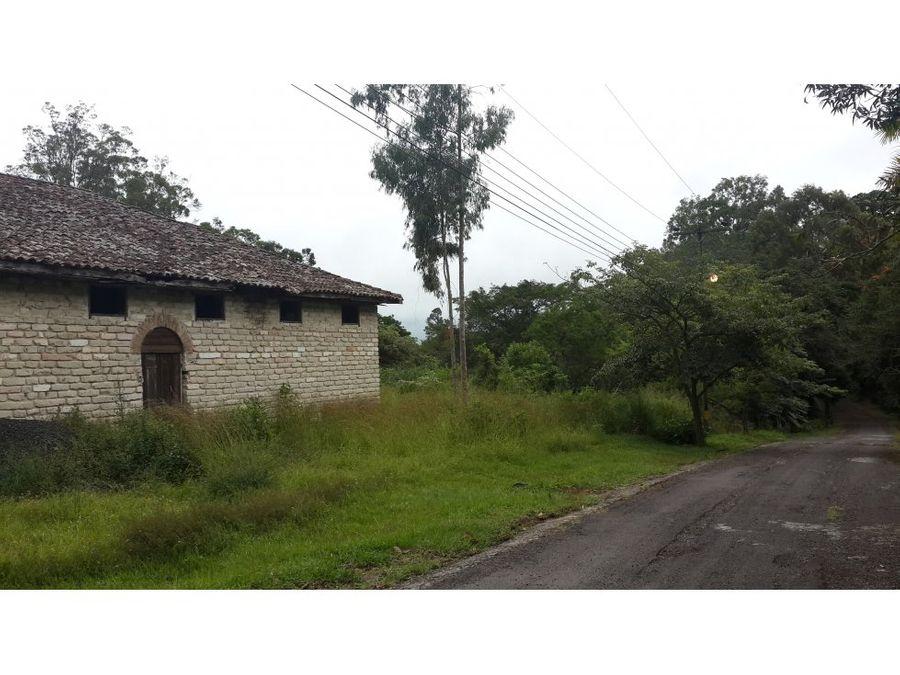 se vende terreno en residencial villa elena