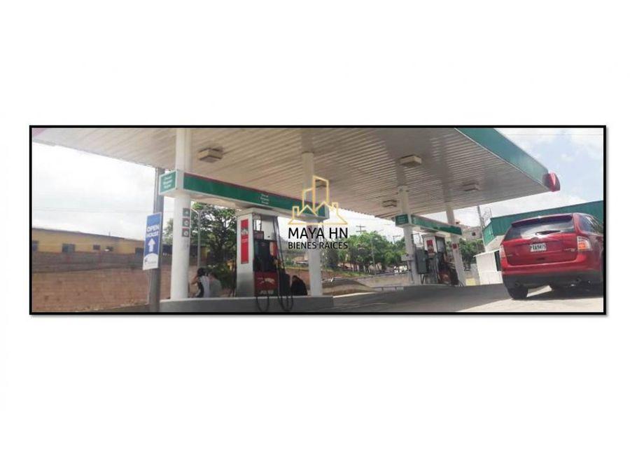 se vende estacion de gasolinera blv los proceres