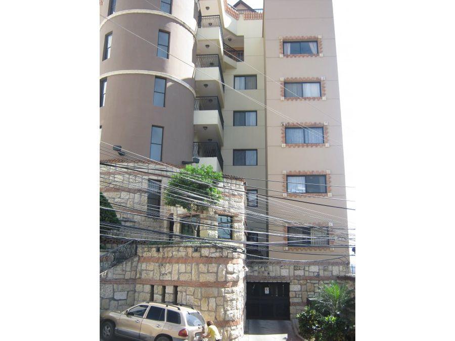 se alquila apartamento en el edificio el castillo
