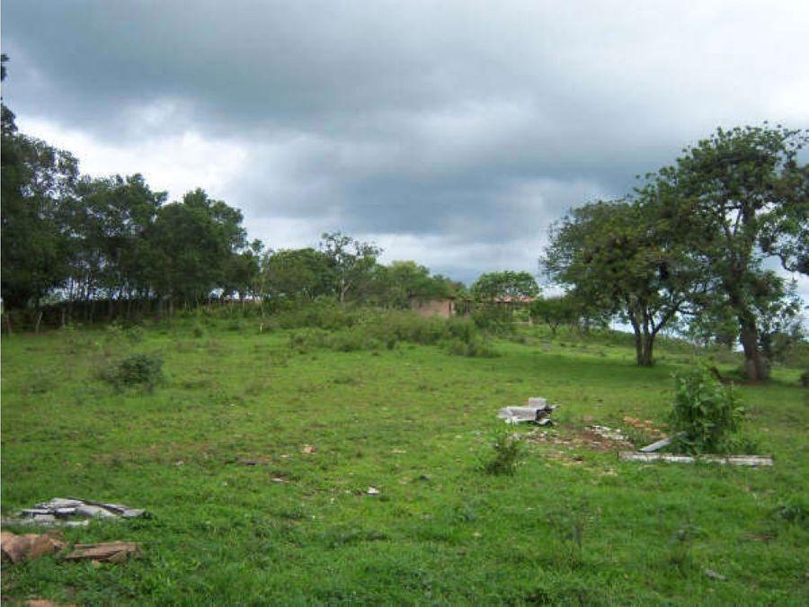 se vende terreno en cerro de hula