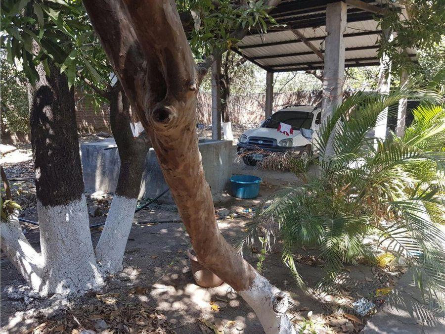 se vende casa en choluteca barrio suyapa