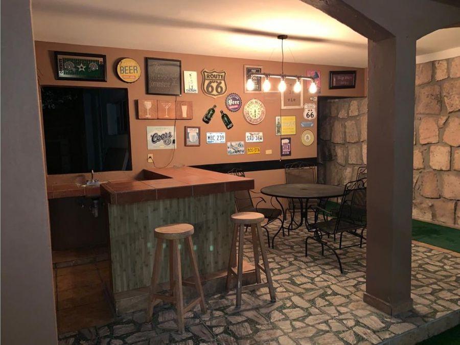 se vende o alquila casa en res lomas de mayab