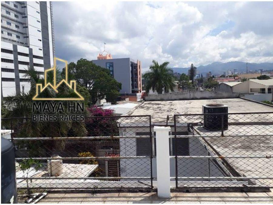 se vende casa en col palmira tegucigalpa