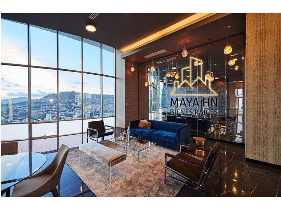 se venden apartamentos en torre vitri tegucigalpa