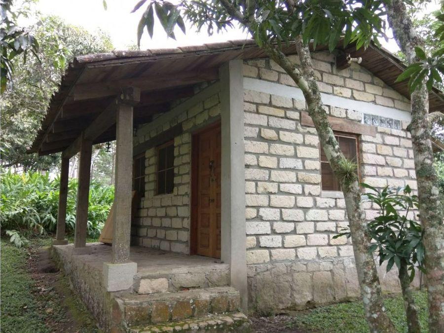 se vende casa en aldea el porvenir