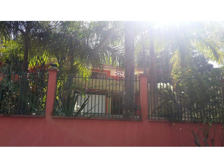 se vende casa en villa elena aldea el lolo