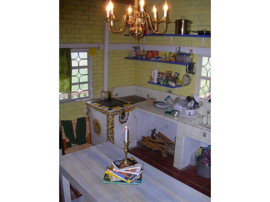 se vende casa en la aldea el matazano