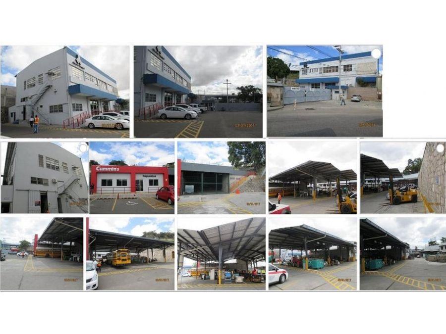 se vende edifico en comayaguela tegucigalpa