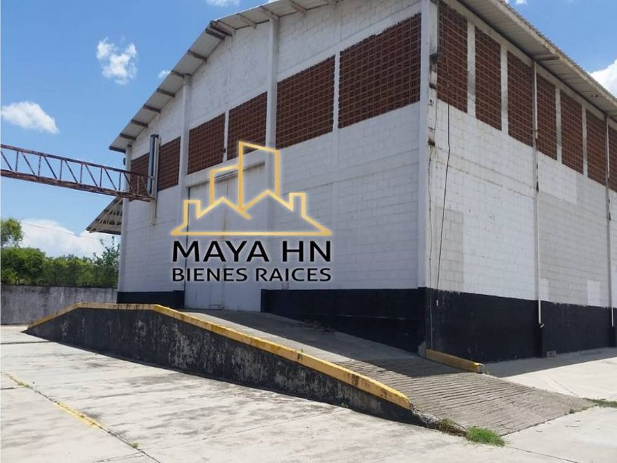 se alquilan bodegas en km 23 de sps a tegucigalpa