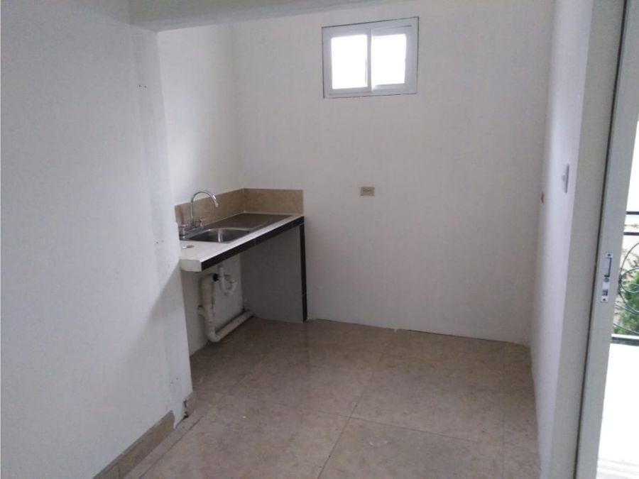 se alquila apartamentos en ciudad nueva cerca de unicah