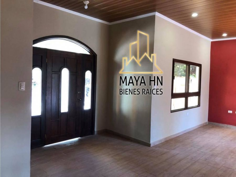 hermoso proyecto en venta en residencial zarabanda santa lucia