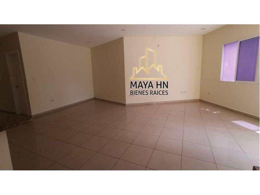 se alquila apartamento en residencial via santa cristina