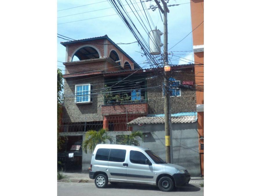 se vende casa en la residencial maya tegucigalpa
