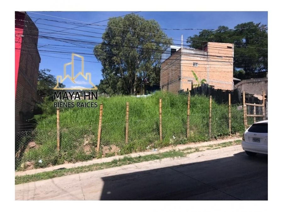se vende terreno en res san juan