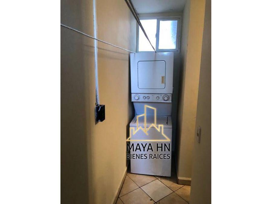 se alquila apartamento completamente amueblado en san ignacio