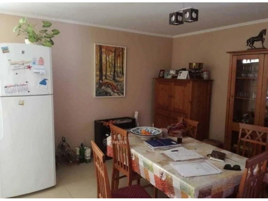 se vende casa de 1 piso sector las rosas quilpue