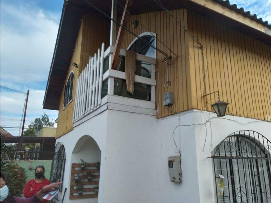 se vende casa en lado norte villa alemana