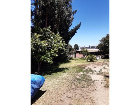 se vende gran terreno con casas en sector de marga marga quilpue