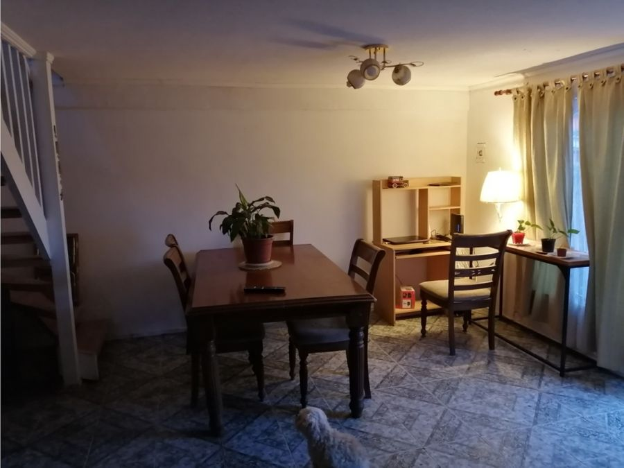 se vende linda casa en la zona de penablanca sector villa alemana