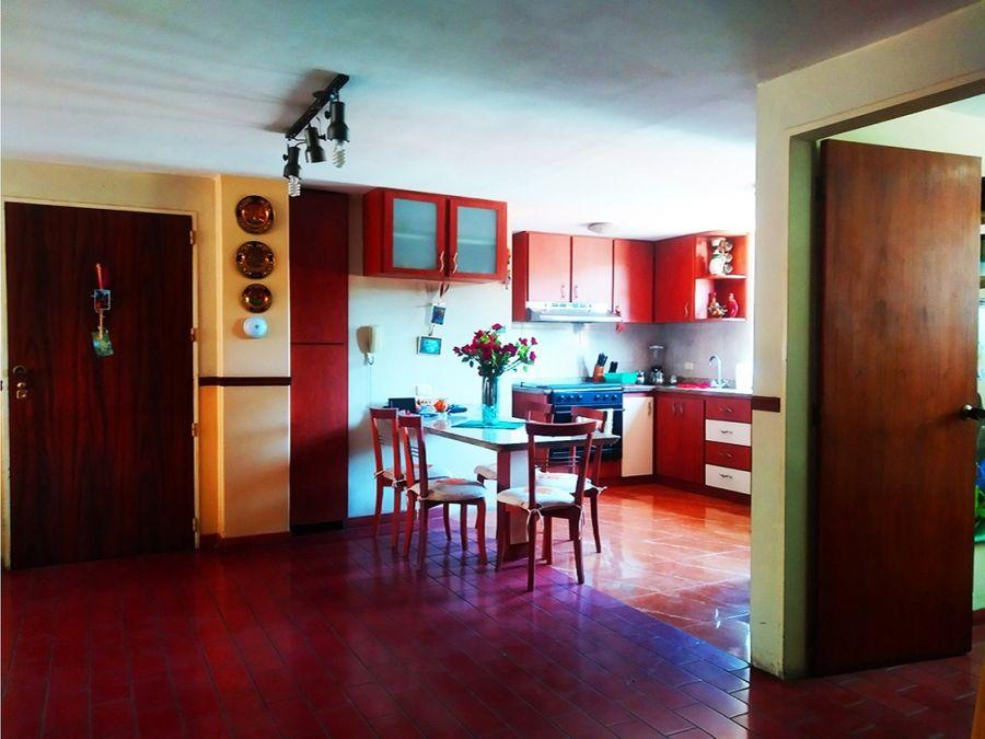 apartamento en venta montalban 1