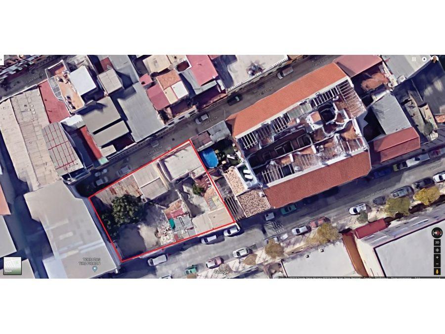 parcela en calle ubrique malaga