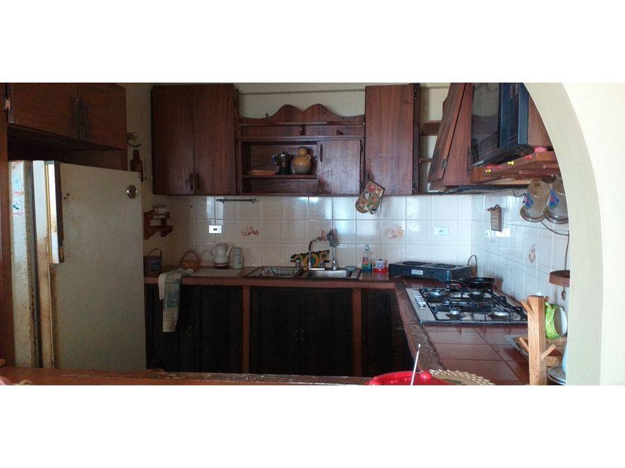 casa en venta en km 16 el junquito