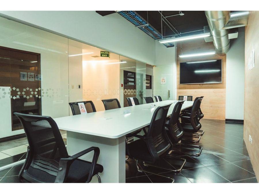 alquiler de oficinas en trejos montealegre