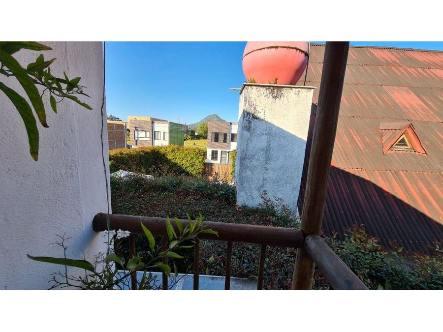casa finca en venta en el municipio de la ceja