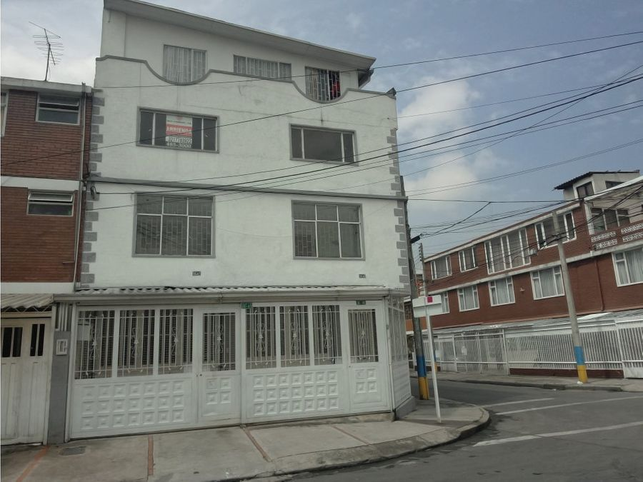edificio rentable santa isabel 8 aptos 3 garajes