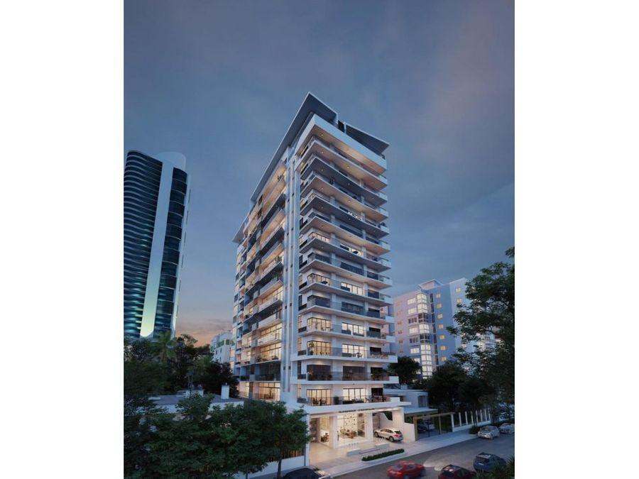 canis tower torre de apartamentos en naco