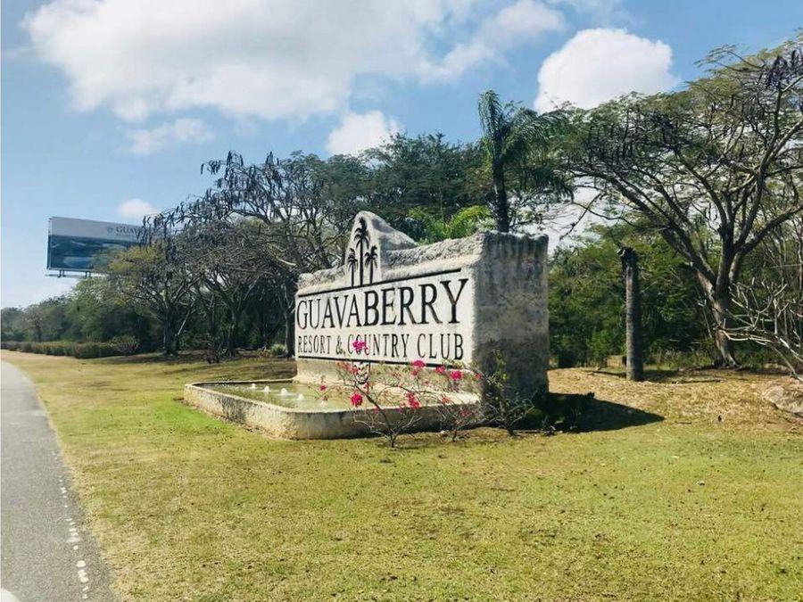 solar de 900 mts2 en guavaberry country club