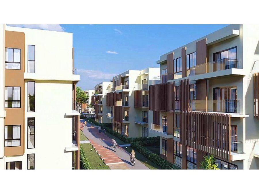 panorama lake apartamentos en vista cana