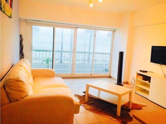 apartamento de 60 mts2 en el malecon