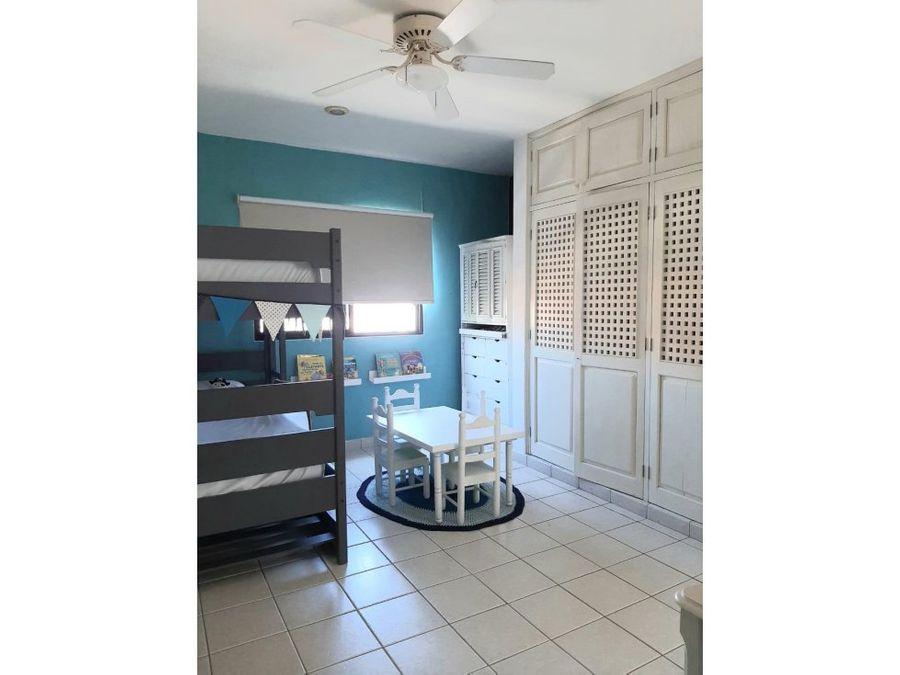 casa en venta en cancun centro 230 m2 3 recamaras 35 mdp
